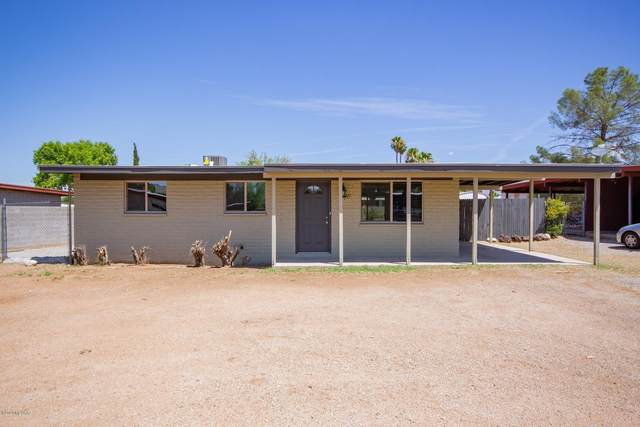 7731 E Fayette Street, Tucson, AZ 85730 (#22017388) :: Long Realty - The Vallee Gold Team