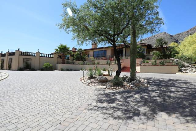 6907 N Gleneagles Drive, Tucson, AZ 85718 (#22017390) :: Gateway Partners