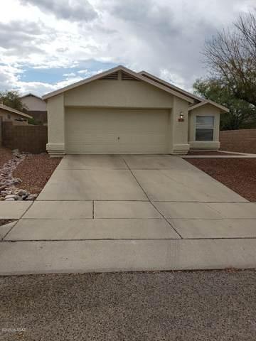 1201 N Falcon Ridge Drive, Tucson, AZ 85745 (#22017391) :: Long Realty - The Vallee Gold Team