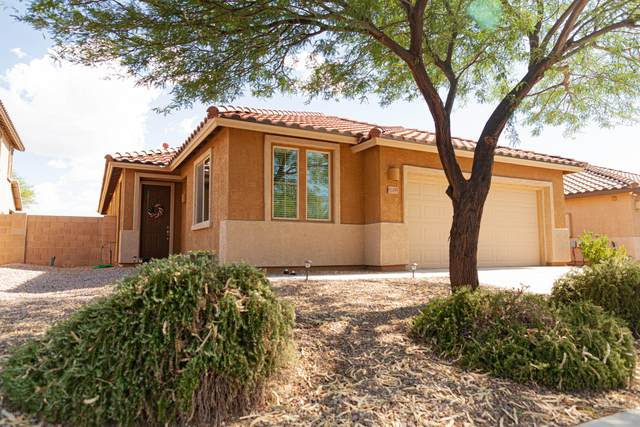 11495 W Rock Village Street, Marana, AZ 85658 (#22017392) :: Long Realty - The Vallee Gold Team
