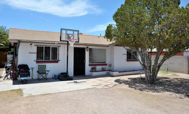 226 E Palmdale Street, Tucson, AZ 85714 (#22017393) :: Keller Williams