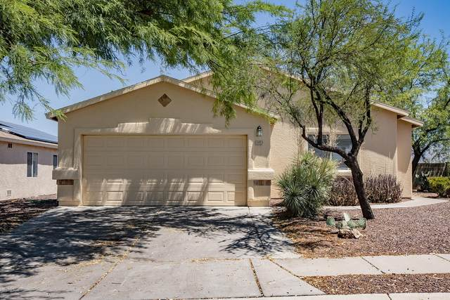10193 E Pleasant View Way, Tucson, AZ 85748 (#22017396) :: Long Realty - The Vallee Gold Team