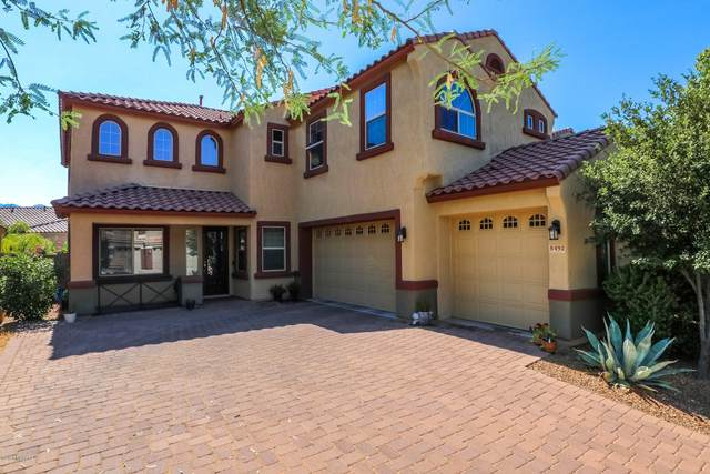 8492 N Gaetano Loop, Tucson, AZ 85742 (#22017412) :: Keller Williams