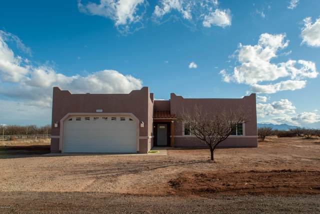 2530 N Euphoria Lane, Huachuca City, AZ 85616 (#22017421) :: Long Realty - The Vallee Gold Team