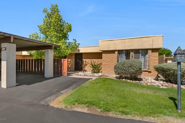 7726 E Kenyon Drive, Tucson, AZ 85710 (#22017432) :: Long Realty - The Vallee Gold Team