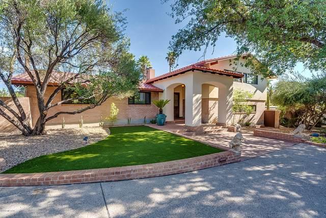65 E Calle Claravista, Tucson, AZ 85716 (#22017442) :: The Local Real Estate Group   Realty Executives