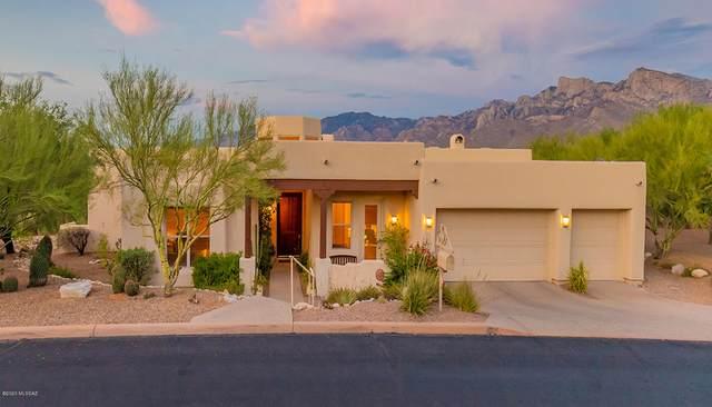 10500 N Stargazer Drive, Oro Valley, AZ 85737 (#22017563) :: Keller Williams