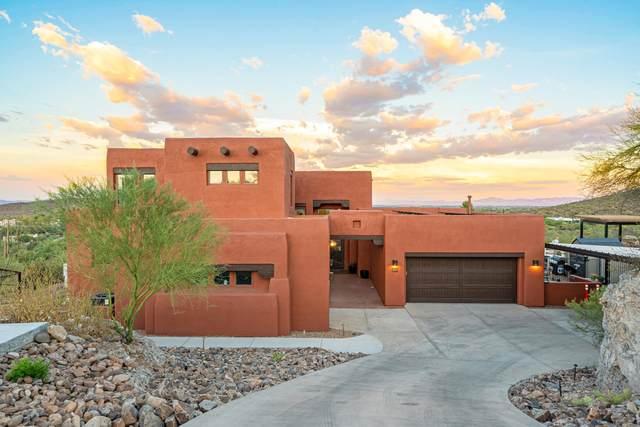 321 S Corte Tortuga Vista, Tucson, AZ 85745 (#22017564) :: Long Realty - The Vallee Gold Team