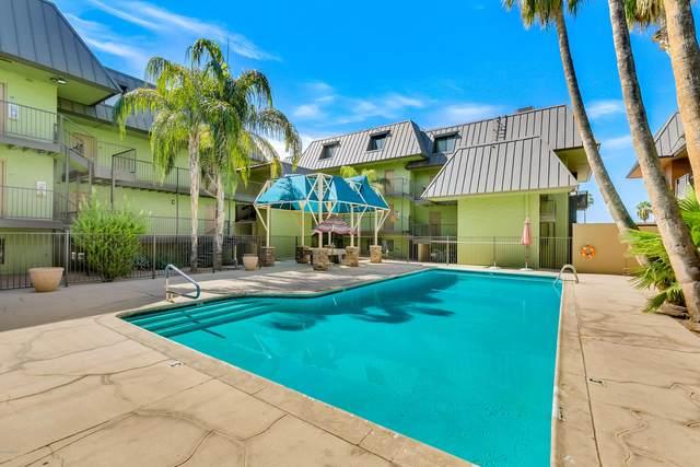 931 N Euclid Avenue #144, Tucson, AZ 85719 (#22017588) :: eXp Realty