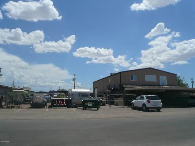 3156 E President Street, Tucson, AZ 85714 (#22017599) :: eXp Realty