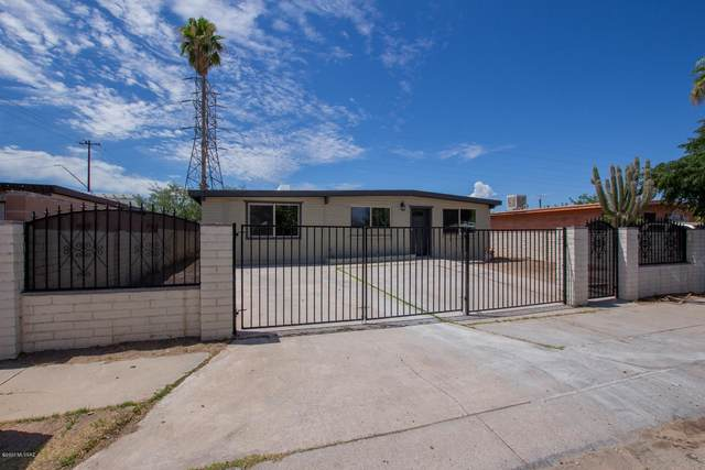 934 E Holladay Street, Tucson, AZ 85706 (#22017623) :: Long Realty - The Vallee Gold Team