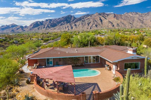 4955 N Camino Esplendora, Tucson, AZ 85718 (#22017632) :: The Local Real Estate Group | Realty Executives