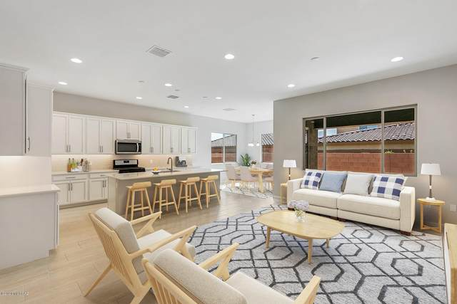 195 E Twintip Place, Oro Valley, AZ 85755 (#22017652) :: Gateway Partners