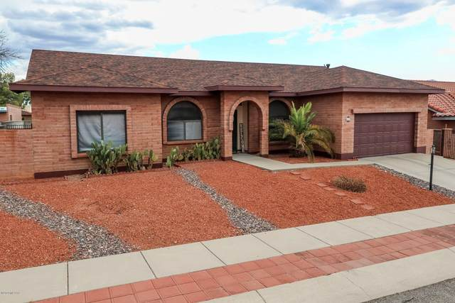 891 N Carribean Avenue, Tucson, AZ 85748 (#22017653) :: Long Realty - The Vallee Gold Team