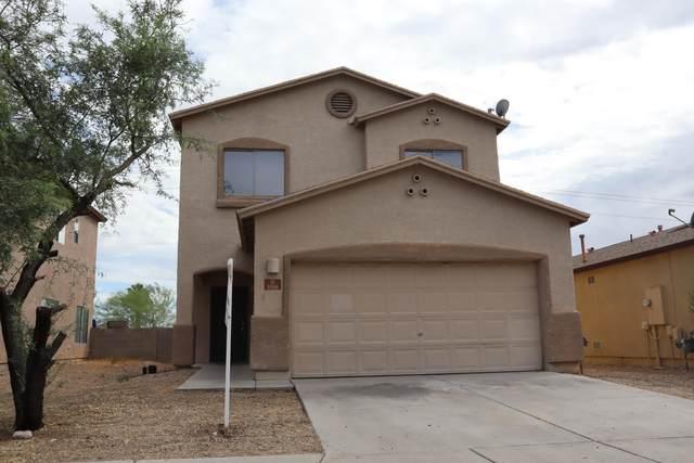 3556 Drexel Manor Stravenue, Tucson, AZ 85706 (#22017689) :: Long Realty - The Vallee Gold Team