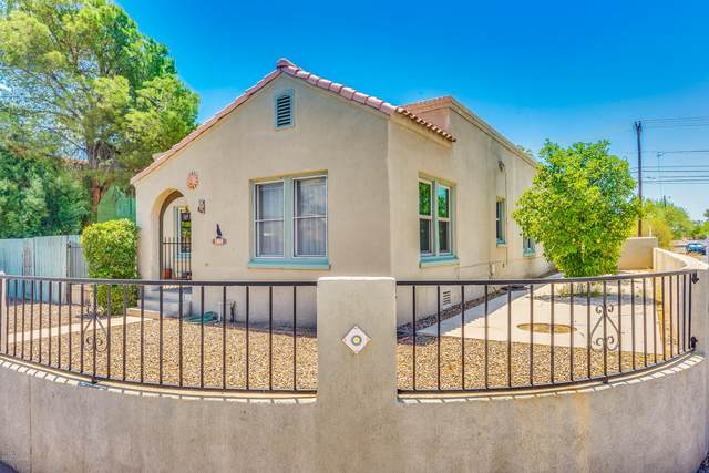 1404 E Grant Road, Tucson, AZ 85719 (#22017703) :: The Local Real Estate Group | Realty Executives