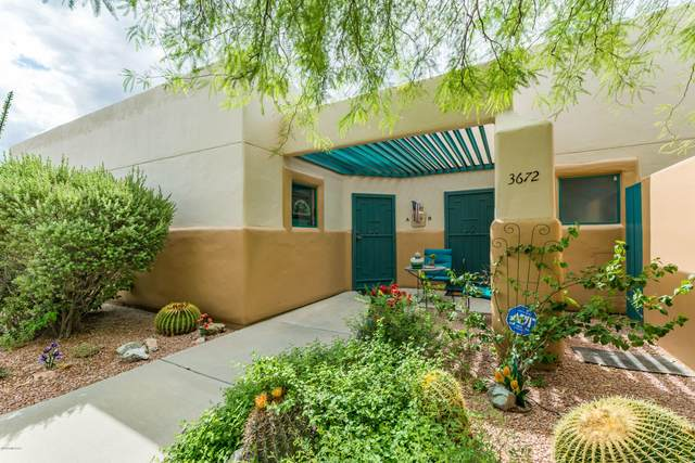 3672 W Placita Del Correcaminos, Tucson, AZ 85745 (#22017737) :: Long Realty - The Vallee Gold Team