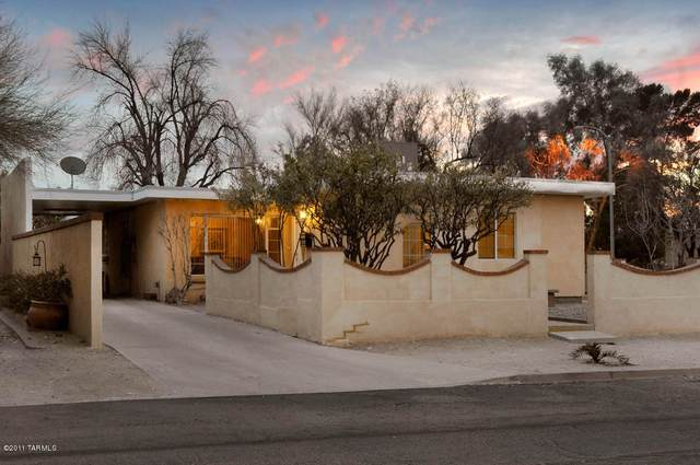 2802 E 1St Street, Tucson, AZ 85716 (#22017743) :: Keller Williams