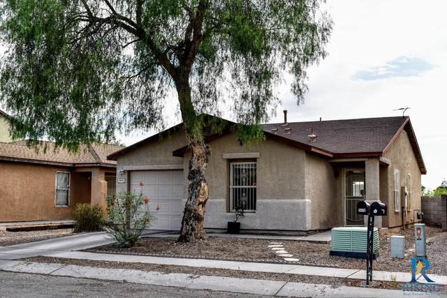 5476 S Monrovia Avenue, Tucson, AZ 85706 (#22017756) :: Long Realty - The Vallee Gold Team