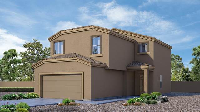 3293 N Dales Crossing Drive, Tucson, AZ 85745 (#22017791) :: Keller Williams