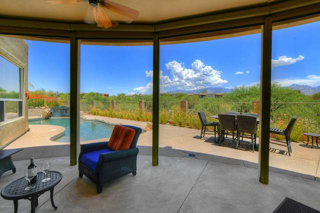 684 W Regulation Place, Oro Valley, AZ 85755 (#22017845) :: Keller Williams