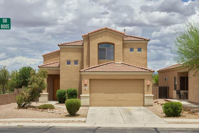577 E Pima Meadows Dr, Vail, AZ 85641 (#22017874) :: Long Realty - The Vallee Gold Team