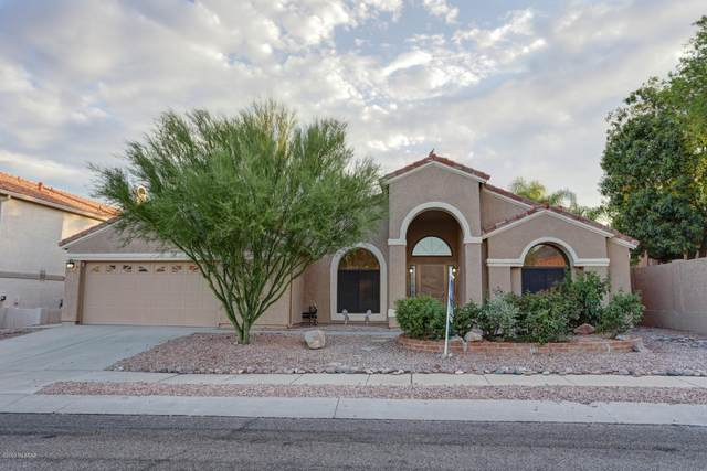 12557 N Lantern Way, Oro Valley, AZ 85755 (#22017878) :: Long Realty - The Vallee Gold Team