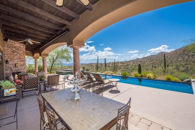 14533 N Granite Peak Place, Oro Valley, AZ 85755 (#22017895) :: The Local Real Estate Group | Realty Executives