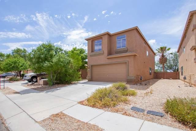 7916 S Baja Stone Avenue, Tucson, AZ 85756 (#22017979) :: Keller Williams