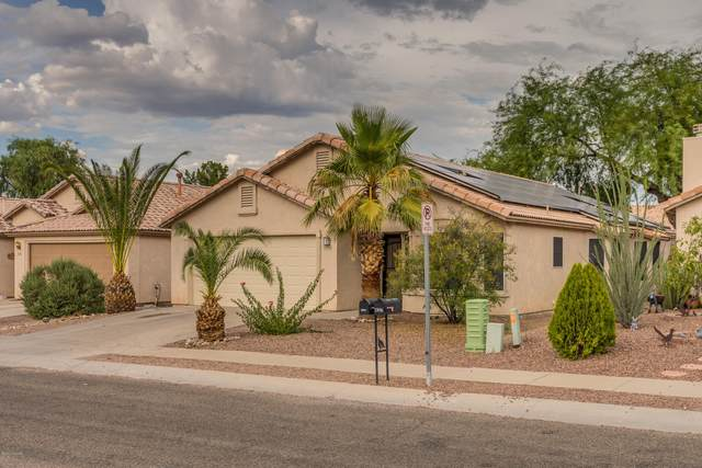 2904 N Bronze Creek Way, Tucson, AZ 85745 (#22018057) :: Long Realty - The Vallee Gold Team