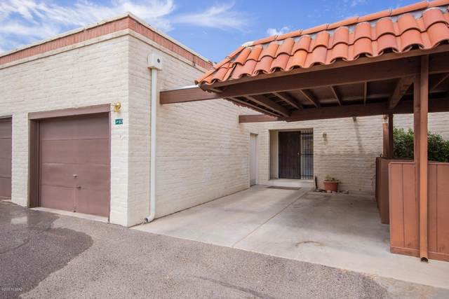 63 N Camino De La Reflexion, Tucson, AZ 85748 (#22018078) :: Long Realty - The Vallee Gold Team