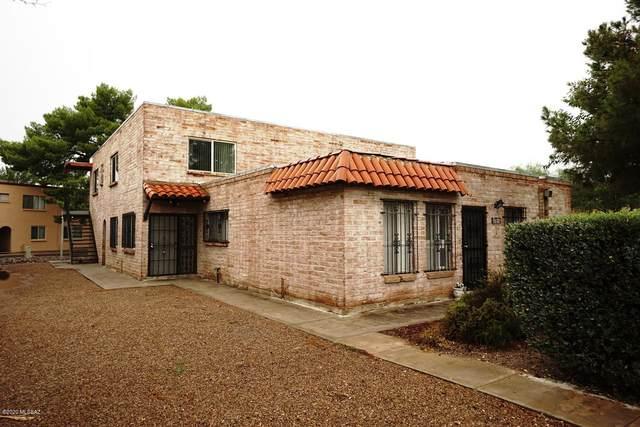 6785 E Calle La Paz B, Tucson, AZ 85715 (#22018094) :: Long Realty - The Vallee Gold Team