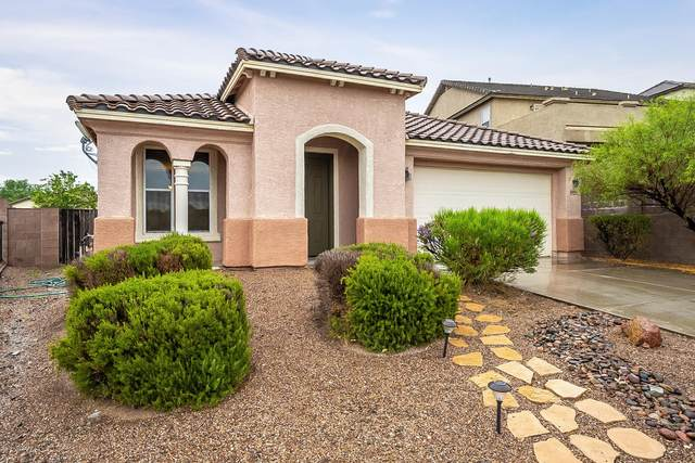 10956 E Pima Creek Drive, Vail, AZ 85641 (#22018106) :: Keller Williams