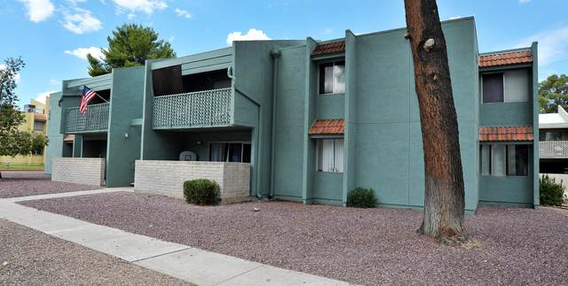 824 Langley Avenue #102, Tucson, AZ 85710 (#22018119) :: Long Realty - The Vallee Gold Team