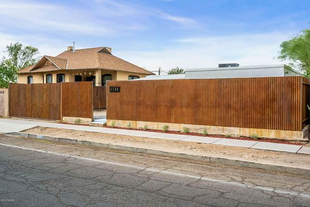 1116 S 4Th Avenue, Tucson, AZ 85701 (#22018160) :: Long Realty - The Vallee Gold Team