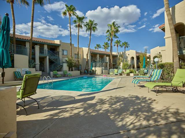 7666 E 22nd St #52, Tucson, AZ 85710 (#22018166) :: Long Realty - The Vallee Gold Team