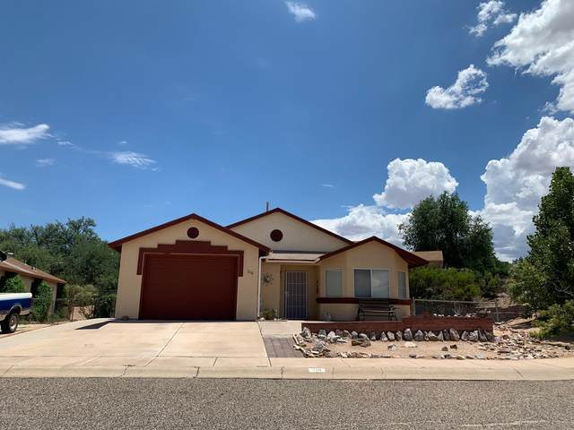 218 E Radine Drive, Benson, AZ 85602 (#22018176) :: Long Realty - The Vallee Gold Team