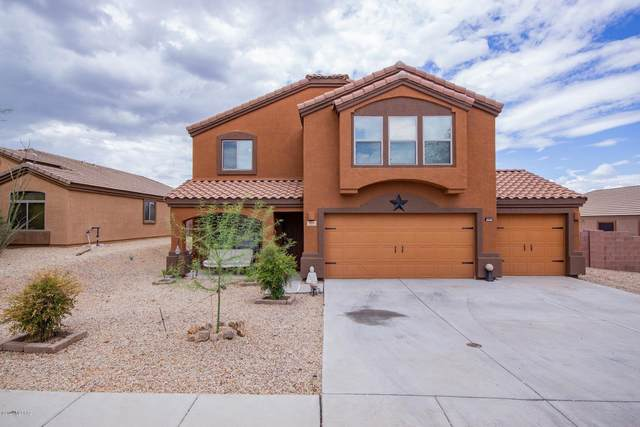 706 S Willis Ray Avenue, Vail, AZ 85641 (#22018179) :: Keller Williams