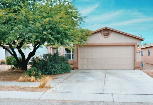 1436 W Bronte Place, Tucson, AZ 85746 (#22018199) :: Long Realty - The Vallee Gold Team
