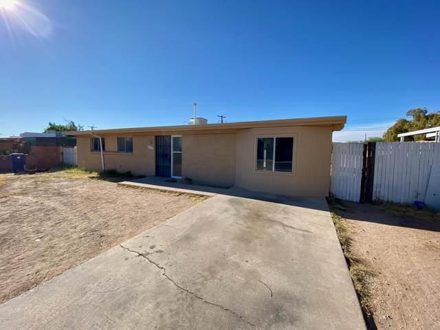 1133 E Tennessee Street, Tucson, AZ 85714 (#22018257) :: Keller Williams