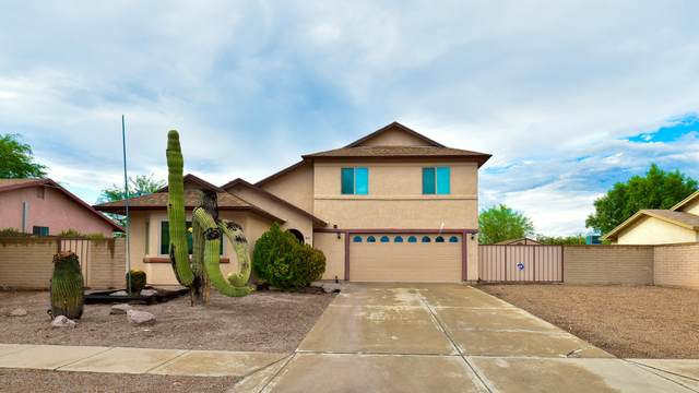 1810 W Mountain Oak Lane, Tucson, AZ 85746 (#22018262) :: Long Realty - The Vallee Gold Team