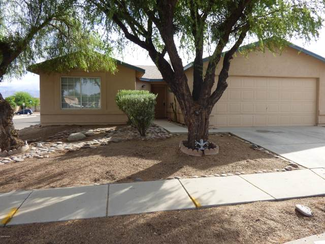 8799 E Squaw Peak Drive, Tucson, AZ 85730 (#22018358) :: Long Realty - The Vallee Gold Team