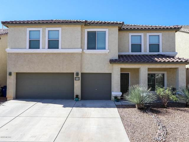 884 W Vuelta Granadina, Sahuarita, AZ 85629 (MLS #22018382) :: The Property Partners at eXp Realty