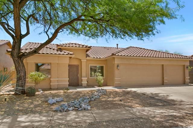 3664 E Northern Dancer Road, Tucson, AZ 85739 (#22018385) :: Long Realty Company