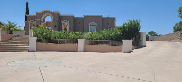 1569 W Fairway Drive, Nogales, AZ 85621 (#22018388) :: Long Realty - The Vallee Gold Team