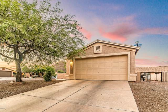 3750 W Tetakusim Road, Tucson, AZ 85746 (#22018400) :: Long Realty - The Vallee Gold Team