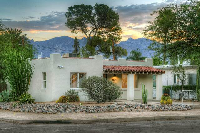 1803 E Linden Street, Tucson, AZ 85719 (#22018417) :: Long Realty - The Vallee Gold Team