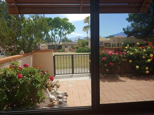 206 E Paseo Churea, Green Valley, AZ 85614 (#22018446) :: Gateway Partners