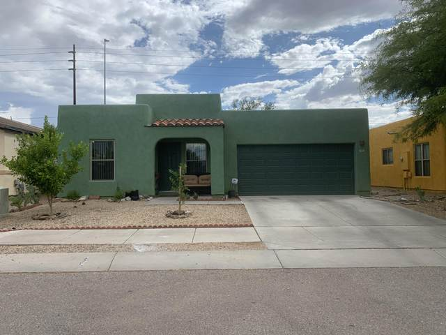 7122 S Vuelta De Tranquilidad, Tucson, AZ 85756 (#22018454) :: Long Realty - The Vallee Gold Team