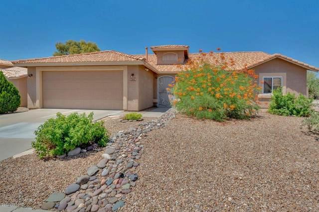 9779 E Paseo San Ardo, Tucson, AZ 85747 (#22018496) :: Gateway Partners